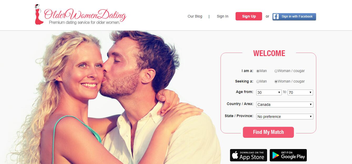 dating sites for young adults